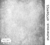 vintage paper texture  vector... | Shutterstock .eps vector #697069921