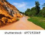 big yellow stream called fairy...