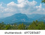 beautiful views of turkish... | Shutterstock . vector #697285687