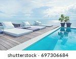 The Edge Luxury Swimming Pool...