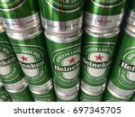 ao udom  chonburi  thailand  ... | Shutterstock . vector #697345705