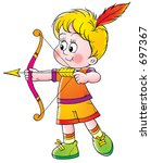 children 147 | Shutterstock . vector #697367