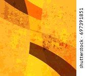 abstract backgrounds design... | Shutterstock .eps vector #697391851