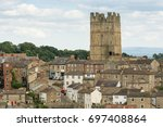 Richmond Town And Castle In...
