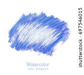 turquoise navy blue  indigo... | Shutterstock .eps vector #697546015