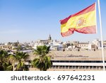 Panorama Of Seville With The...