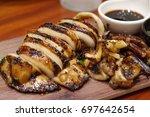 filipino traditional food...   Shutterstock . vector #697642654
