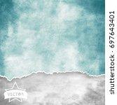grunge scratch texture   Shutterstock .eps vector #697643401