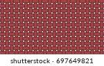 geometric shape pattern | Shutterstock . vector #697649821