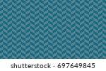 geometric shape pattern | Shutterstock . vector #697649845