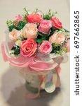 flowers | Shutterstock . vector #697662865