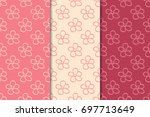 Floral Seamless Patterns....