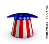 Uncle Sam's American Hat