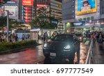 tokyo  japan   august 16th ... | Shutterstock . vector #697777549