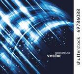abstract background vector | Shutterstock .eps vector #69786088
