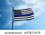 Support The Police Thin Blue...