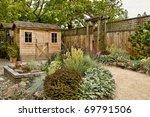 Beautifully Landscaped Backyard ...