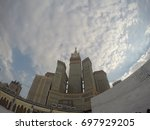 mecca  saudi arabia   august 17 ... | Shutterstock . vector #697929205