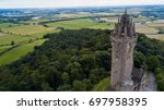 wallace monument | Shutterstock . vector #697958395