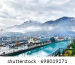 View Of Beautiful Interlaken...