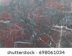 an unusual gray lilac marble... | Shutterstock . vector #698061034