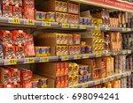 russia  st. petersburg  15 08... | Shutterstock . vector #698094241