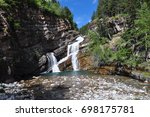 Waterfall Cameron Falls...