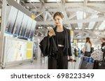 travel  business  advertise...   Shutterstock . vector #698223349