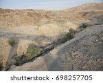 Desert Landscape  Jordan....
