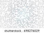 dark blue vector illustration...   Shutterstock .eps vector #698276029
