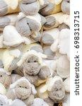 Pile Of Stuffed Plush Soft...