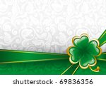 Rich Ornate Background To St....