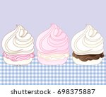 a vector illustration in eps 10 ...   Shutterstock .eps vector #698375887