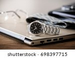 men's accessories  closeup at...