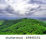 rain is coming   rain forest  ... | Shutterstock . vector #69840151