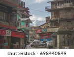 vashisht. india. april 24  2017 ... | Shutterstock . vector #698440849