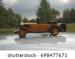 Wooden Car Model  Wooden Car Toy