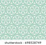 abstract background with... | Shutterstock .eps vector #698528749