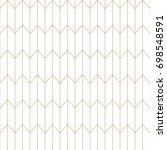 japanese pattern vector. gold... | Shutterstock .eps vector #698548591