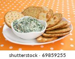 Creamy Spinach Dip With...