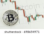 bitcoin is a modern way of... | Shutterstock . vector #698654971