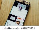 kazan  russian federation   aug ...   Shutterstock . vector #698723815