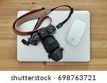 bangkok  thailand   august 19 ... | Shutterstock . vector #698763721