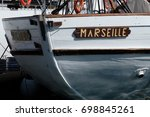Small photo of Ship in Marseille with name Marseille