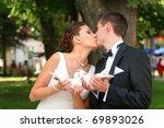 Bride And Bridegroom Are...