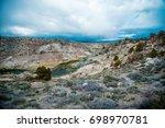 Hot Creek Geological Area Near...
