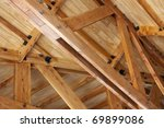 Wooden Construction   Roof...