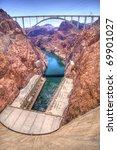 Hoover Dam Bypass Bridge...