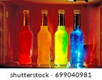 Small photo of Alcopop Bottles at a party