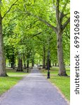 green park  london | Shutterstock . vector #699106369